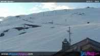 Archiv Foto Webcam Livigno: Auf der Camanel di Planon Hütte 00:00