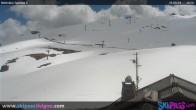 Archiv Foto Webcam Livigno: Auf der Camanel di Planon Hütte 06:00