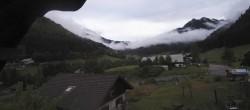 Archived image Webcam Mountain village La Chapelle d´Abondance 04:00