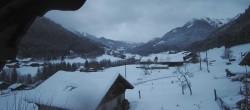 Archived image Webcam Mountain village La Chapelle d´Abondance 02:00