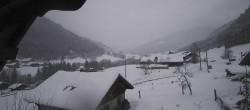Archived image Webcam Mountain village La Chapelle d´Abondance 08:00