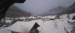 Archived image Webcam Mountain village La Chapelle d´Abondance 12:00