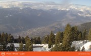 Archiv Foto Webcam Blick vom Plose auf Brixen 08:00