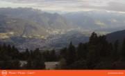 Archiv Foto Webcam Blick vom Plose auf Brixen 00:00