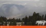 Archiv Foto Webcam Blick vom Plose auf Brixen 06:00