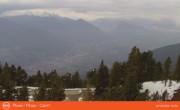 Archiv Foto Webcam Blick vom Plose auf Brixen 10:00