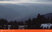 Archiv Foto Webcam Blick vom Plose auf Brixen 12:00