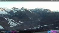 Archiv Foto Webcam Livigno (Lombardei) 05:00