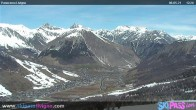 Archiv Foto Webcam Livigno (Lombardei) 11:00