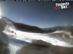 Archiv Foto Webcam Bergbahn La Selletta - Cima Paganella 04:00
