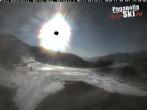 Archiv Foto Webcam Bergbahn La Selletta - Cima Paganella 08:00