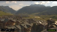 Archiv Foto Webcam Livigno Zentrum 02:00