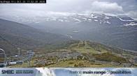 Archiv Foto Webcam Bergstation Freedom Lift 11:00