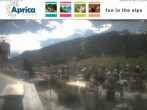 Archiv Foto Webcam Ort Aprica 06:00