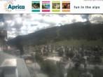 Archiv Foto Webcam Ort Aprica 08:00