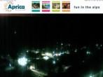 Archiv Foto Webcam Aprica und Pisten 20:00
