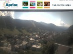 Archiv Foto Webcam Aprica und Pisten 08:00