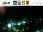 Archiv Foto Webcam Aprica und Pisten 16:00
