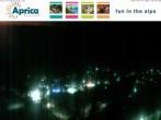 Archiv Foto Webcam Aprica und Pisten 18:00