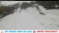Archived image Webcam Thredbo: Upper Super Park 04:00