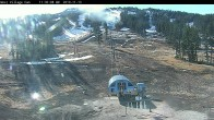 Archiv Foto Webcam Pine Marten Mt Bachelor 06:00