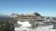 Archiv Foto Webcam Mt Bachelor Pine Lodge 08:00