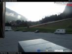 Archiv Foto Webcam Sella Nevea: Parkplatz Bergbahnen 02:00