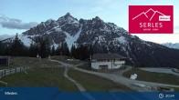 Archiv Foto Webcam Mieders - Rundblick von Bergstation Koppeneck 21:00
