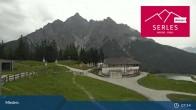 Archiv Foto Webcam Mieders - Rundblick von Bergstation Koppeneck 01:00