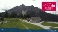 Archiv Foto Webcam Mieders - Rundblick von Bergstation Koppeneck 07:00