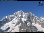 Archiv Foto Webcam Courmayeur (Skigebiet) 08:00