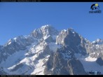Archiv Foto Webcam Courmayeur (Skigebiet) 10:00