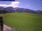 Archived image Webcam Alpenflora Hotel 08:00