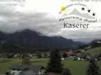 Archiv Foto Webcam Hotel Garni Kaserer 10:00