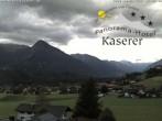 Archiv Foto Webcam Hotel Garni Kaserer 02:00