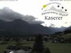 Archiv Foto Webcam Hotel Garni Kaserer 04:00