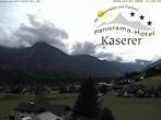 Archiv Foto Webcam Hotel Garni Kaserer 06:00