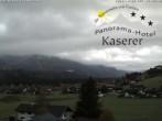 Archiv Foto Webcam Hotel Garni Kaserer 03:00