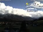 Archiv Foto Webcam Hotel Garni Kaserer 09:00