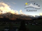 Archiv Foto Webcam Hotel Garni Kaserer 11:00
