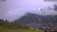 Archiv Foto Webcam Panorama Apartment Isser 04:00