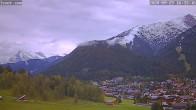 Archiv Foto Webcam Panorama Apartment Isser 10:00