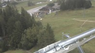 Archiv Foto Webcam Sprungschanze Seefeld 10:00