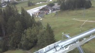 Archiv Foto Webcam Sprungschanze Seefeld 12:00