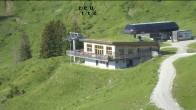 Archiv Foto Webcam Bergstation Hahnenkamm, Reutte 02:00