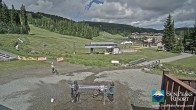 Archived image Webcam Bento's Day Lodge 09:00