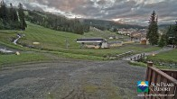 Archiv Foto Webcam Sun Peaks: Bento's Day Lodge 23:00