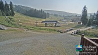 Archived image Webcam Sun Peaks - Bento's Day Lodge 08:00
