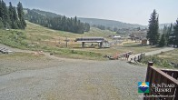 Archived image Webcam Sun Peaks - Bento's Day Lodge 10:00
