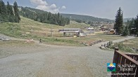 Archived image Webcam Sun Peaks - Bento's Day Lodge 12:00